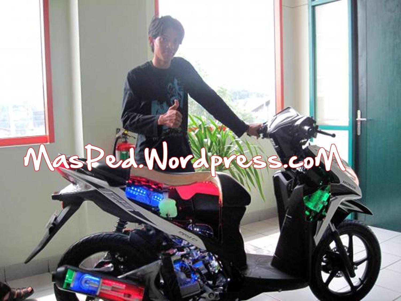 Kumpulan Modifikasi Motor Matic Vario Cw Terbaru Kampong Motor