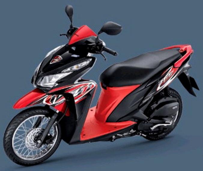 Warna Baru Honda Click i 125 18 September 2012