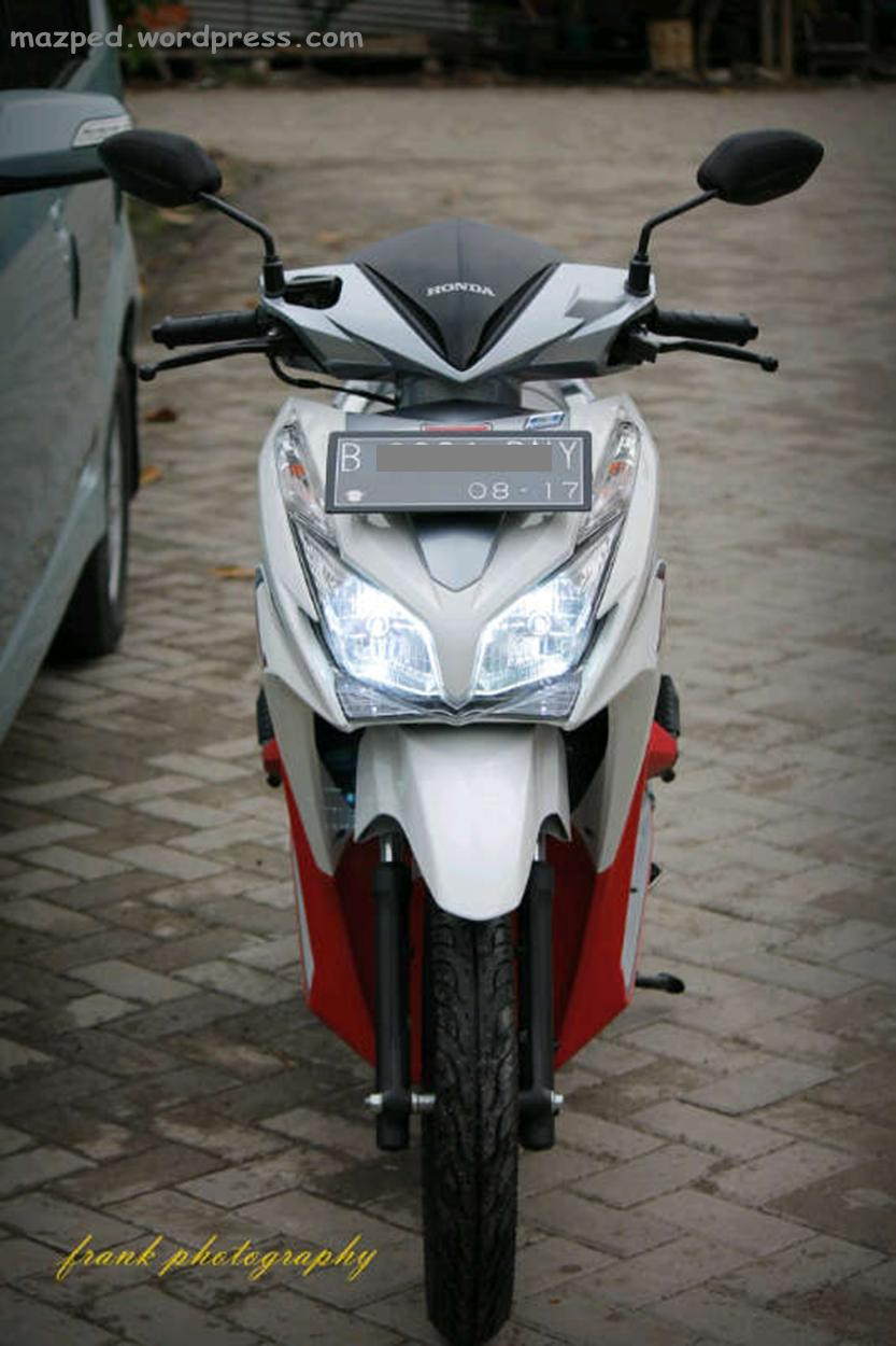 Koleksi Modifikasi Ringan Motor Vario Terlengkap Daun Motor