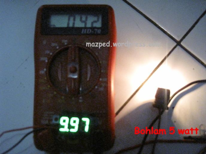 bohlam 5 watt