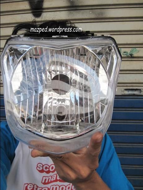 headlamp NVL 1