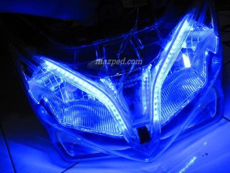 headlamp vario