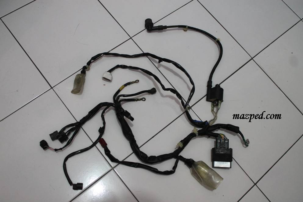 wiring harnes pengapian