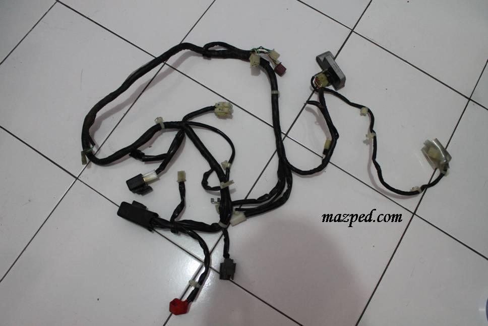 wiring harnes utama