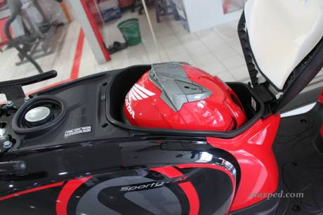 bagasi scoopy