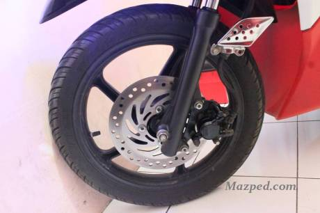 disk brake abs Revo