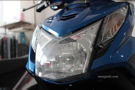 headlamp beat