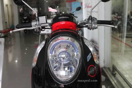 headlamp scoopy