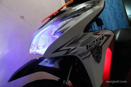 led Side body