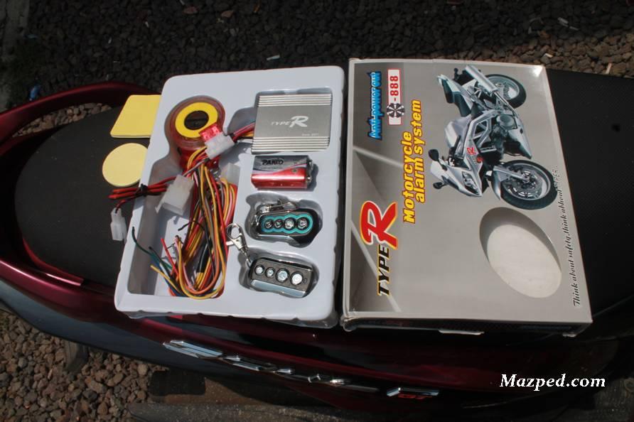 Repiu Alarm Motor  U2013 Typer