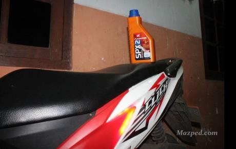 olie spx 2