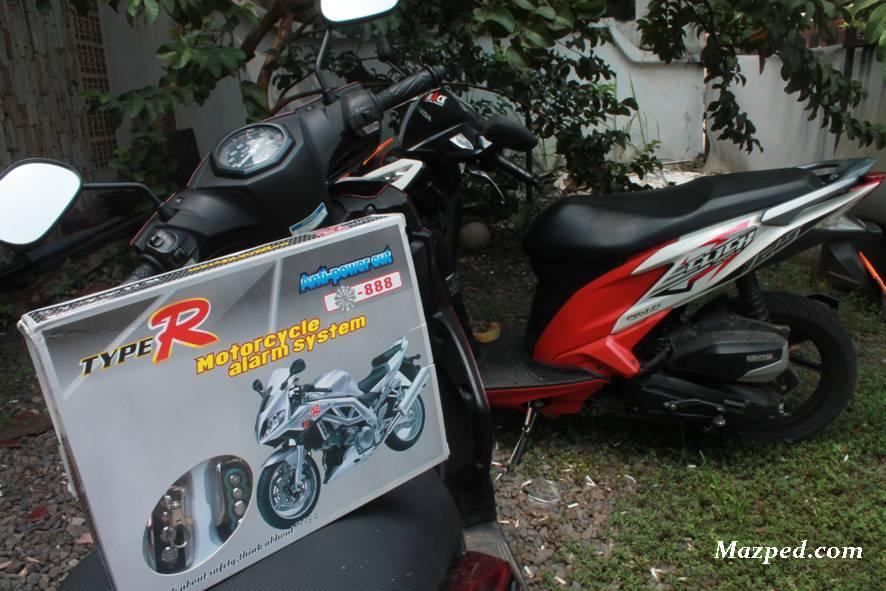 Repiu Alarm Motor Typer Mazpedia Com