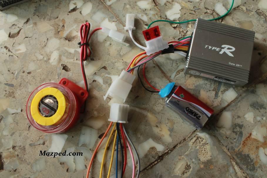 Repiu alarm motor typer mazpedia wiring diagram 3 asfbconference2016 Choice Image