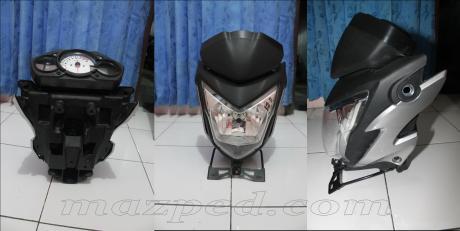 Headlamp CB