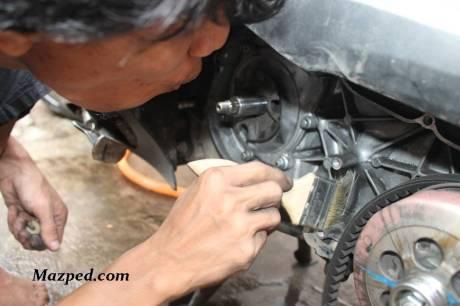 kompresor manual