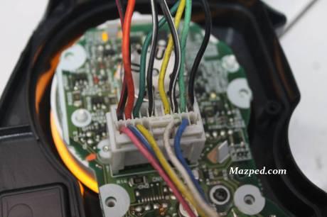 soket dan kabel spido FU