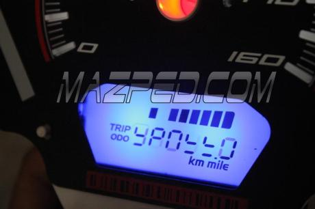 spido Vario 125 - with trip meter
