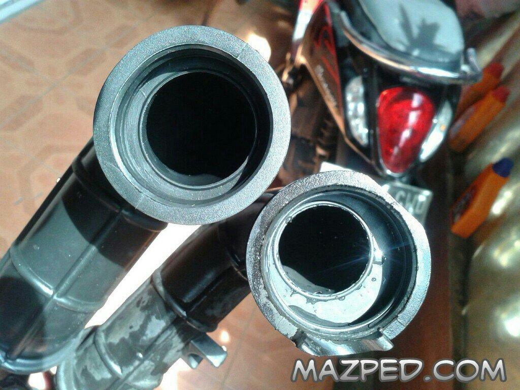 Modifikasi Filter Vario 125 Lampak Modifikasi