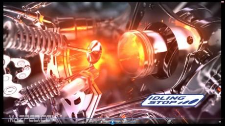 ISS piston