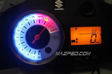 RPM Led FU 1