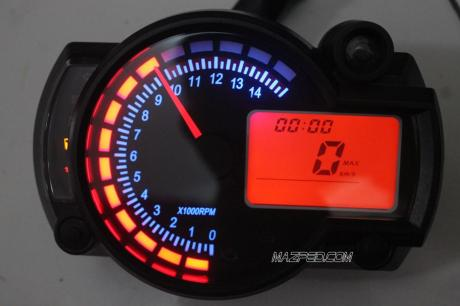 speed & rpm record