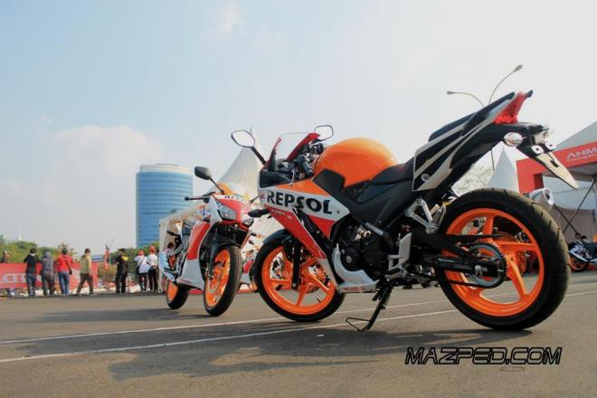 all new CBR150R RepsoL