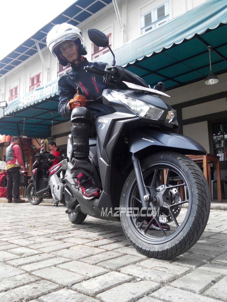Modif Ban Lebar Vario 150 Galeri Motor Vario